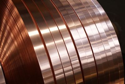 Seems deburring strip coil copper for