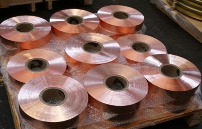 Were deburring strip coil copper think